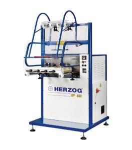 Herzog Spulmaschine Typ SP 320-halbautomatisch