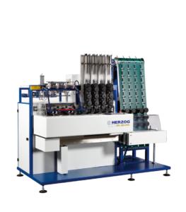Herzog Spulmaschine Typ SPA 32080 vollautomatisch