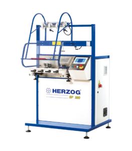 Herzog Spulmaschine Typ-SP-280 halbautomatisch