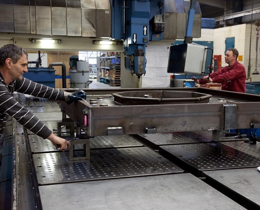 Herzog Braiding Machines - Maschinenbau